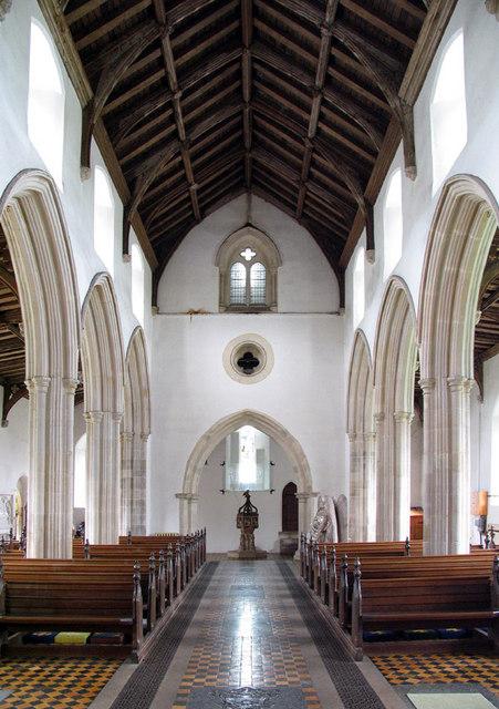 St Andrew, Blickling, Norfolk - West end