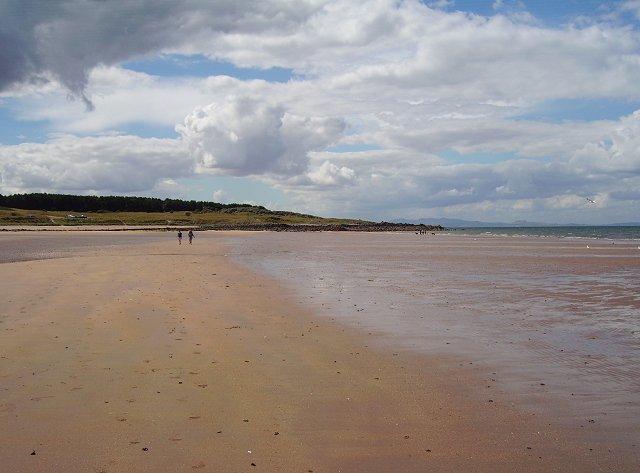 Beach, West Links
