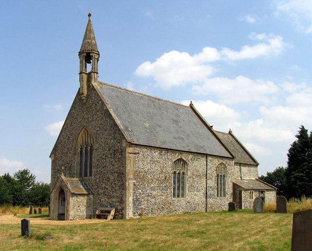 St Botolph, Stow Bedon, Norfolk