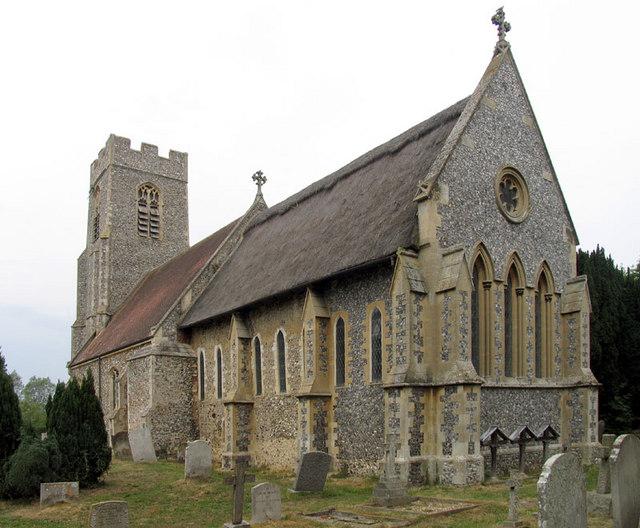 St Mary, Burgh next Aylsham, Norfolk