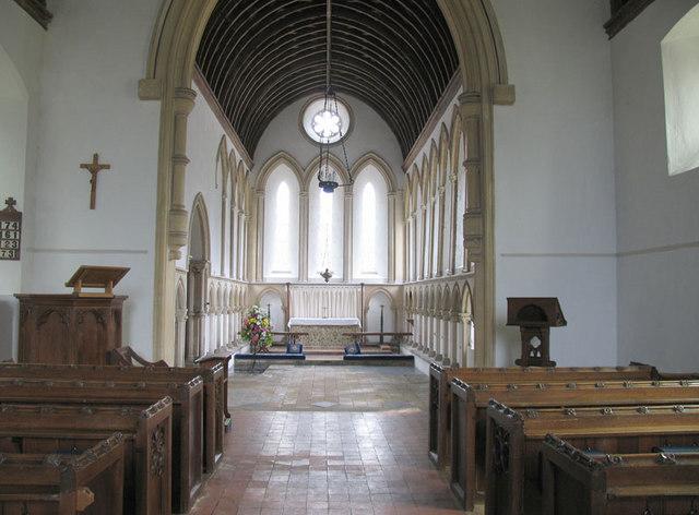 St Mary, Burgh next Aylsham, Norfolk - East end