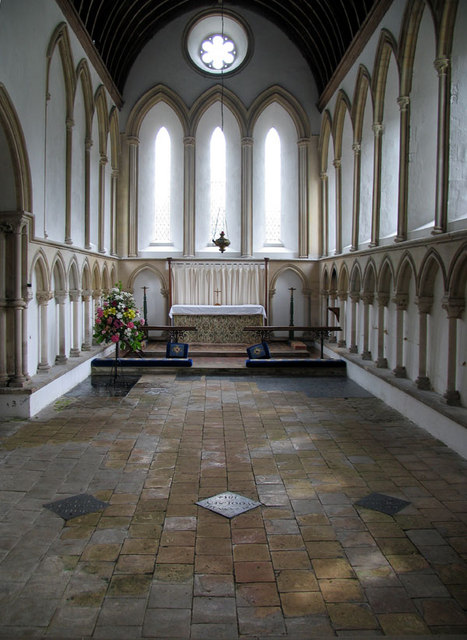 St Mary, Burgh next Aylsham, Norfolk - Chancel