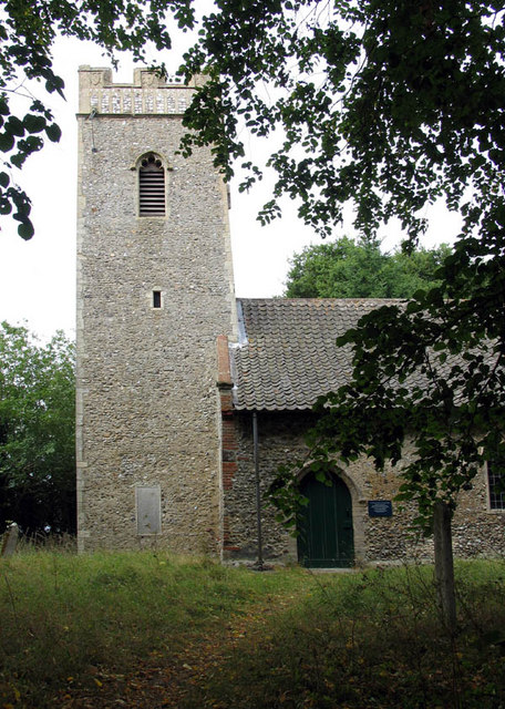 St Faith, Little Witchingham, Norfolk