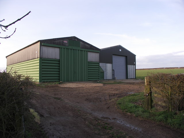 Agricultural Buildings.