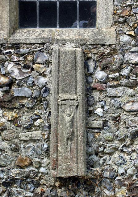 St Faith, Little Witchingham, Norfolk - Crucifix