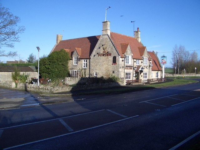 The Fox Inn at Thorpe Waterville