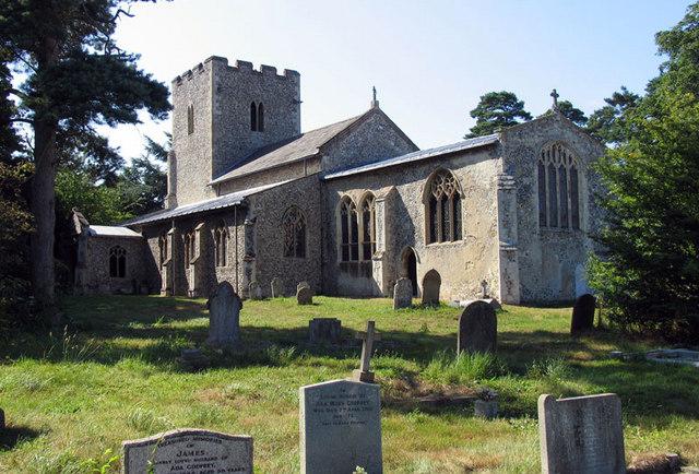 St Margaret, Swannington, Norfolk