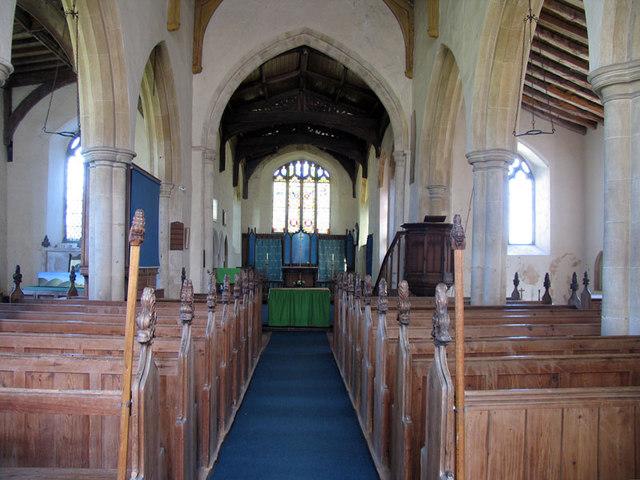 St Margaret, Swannington, Norfolk - East end