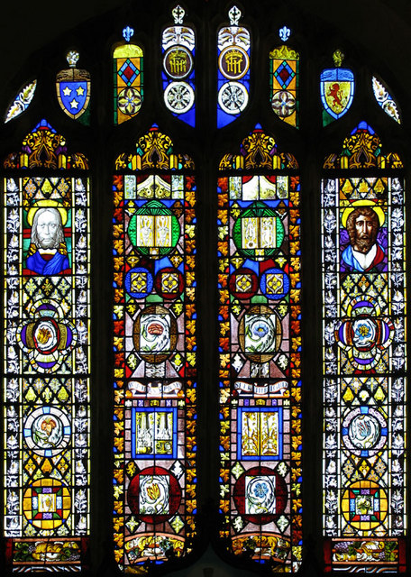 St Margaret, Swannington, Norfolk - East window