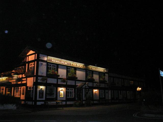 The Boathouse,Parkgate.