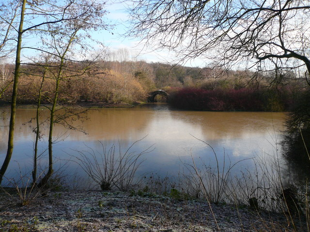 Rufford Park Lake