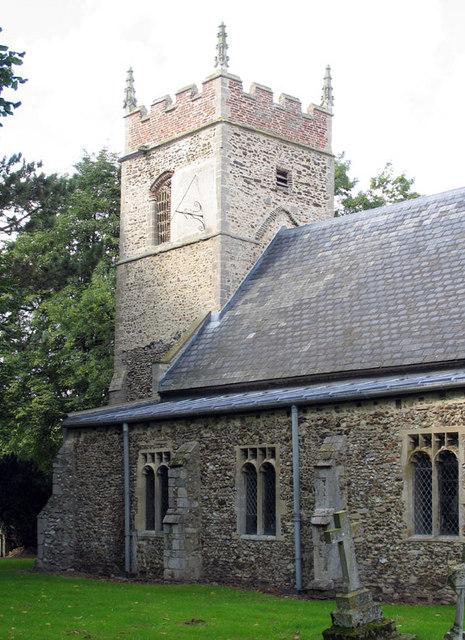 St Margaret of Antioch Wereham, Norfolk