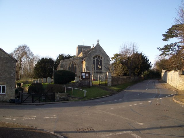 The Church of St Mary the Virgin at Tansor