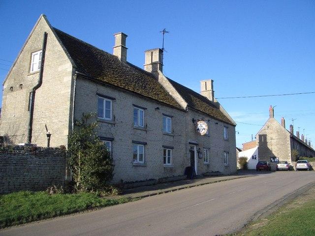 The Shuckburgh Arms at Stoke Doyle