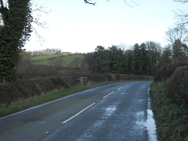 The Road To Oswestry
