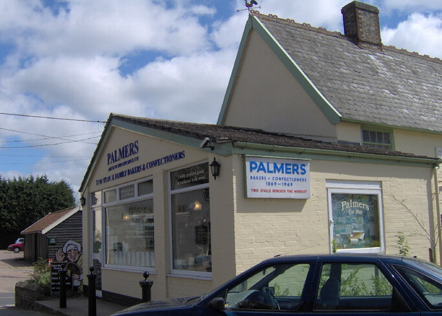 Palmer's Bakery, Haughley