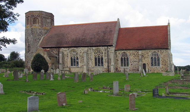 St Andrew, West Dereham, Norfolk