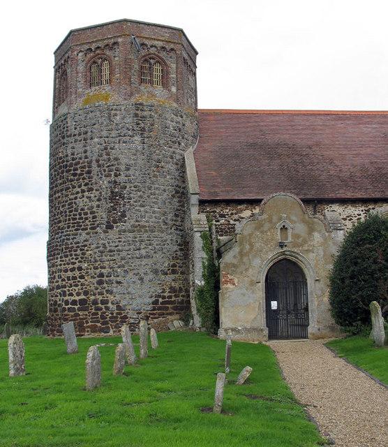 St Andrew, West Dereham, Norfolk