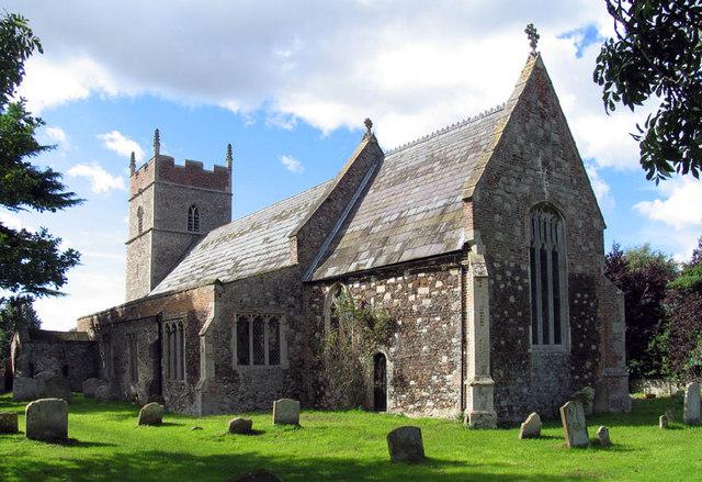 All Saints, Wretton, Norfolk