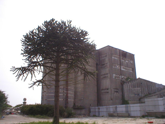 West wing,old cement works,Shoreham by sea.