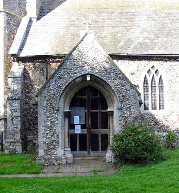 All Saints, Boughton, Norfolk - Porch