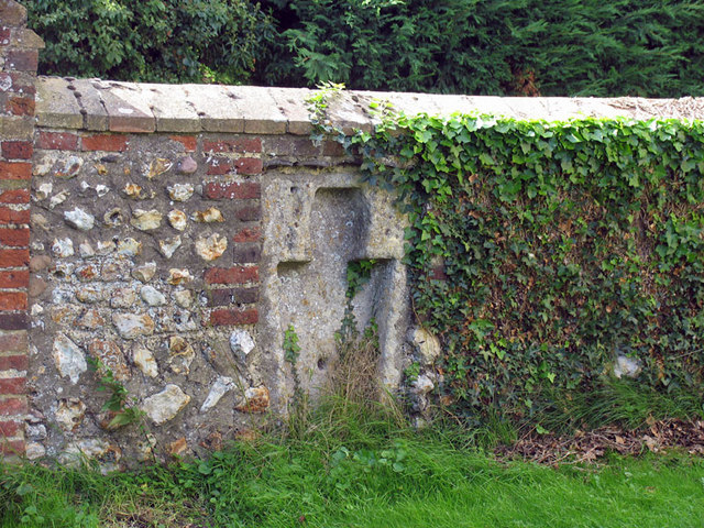 All Saints, Boughton, Norfolk - Churchyard