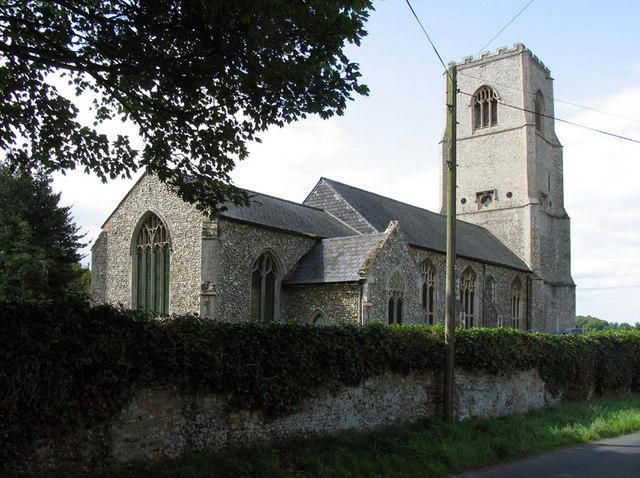 Holy Trinity, Marham, Norfolk