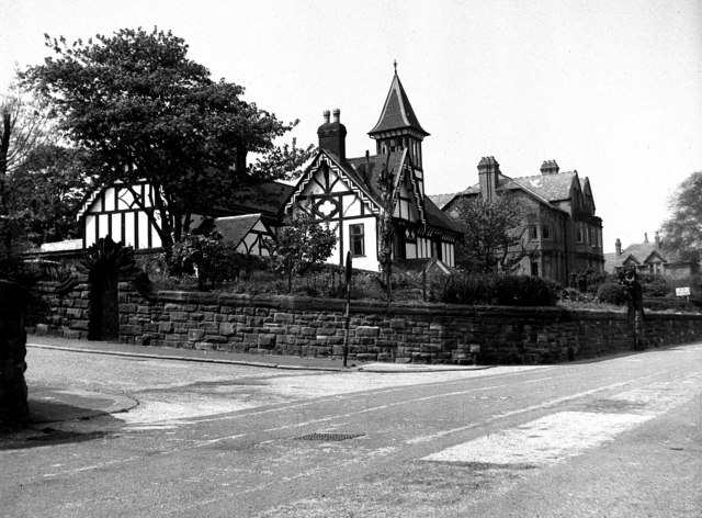 The Tudor Cafe, Egremont, Wirral, Cheshire