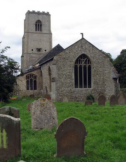 Holy Trinity, Marham, Norfolk