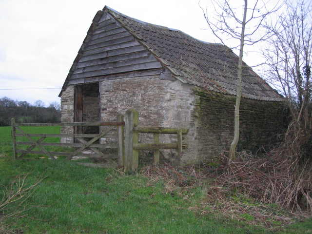 Outbuilding near Bolehyde Manor