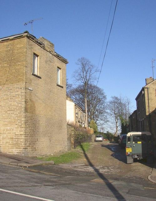 Stackgarth, Rastrick