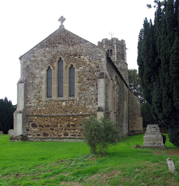 St Mary, Bexwell, Norfolk