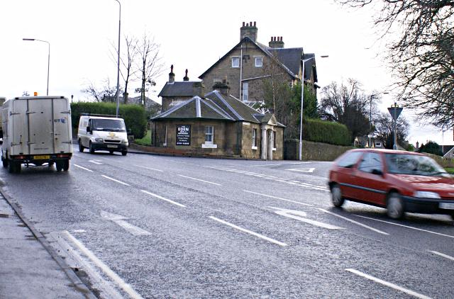 The East Toll House, Cupar