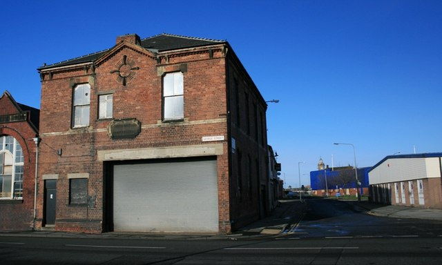 Former Thornaby Fire Station