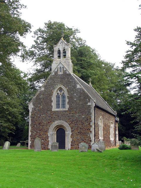 St Mary the Virgin, Shouldham Thorpe, Norfolk