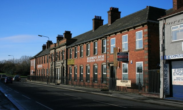 Old Police Station, Thornaby