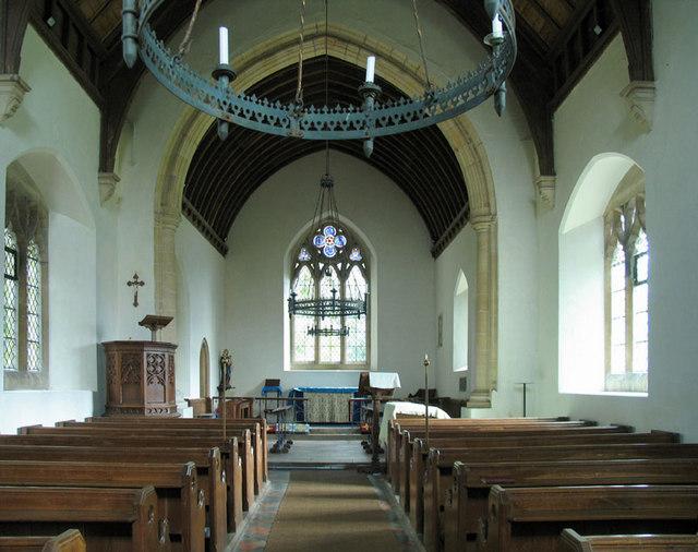 St Mary the Virgin, Shouldham Thorpe, Norfolk - East end