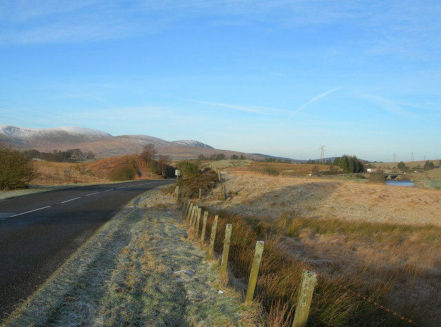 The  Road to Carsphairn