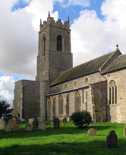 Holy Trinity, Ingham, Norfolk