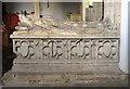 TG3926 : Holy Trinity, Ingham, Norfolk - Tomb chest by John Salmon