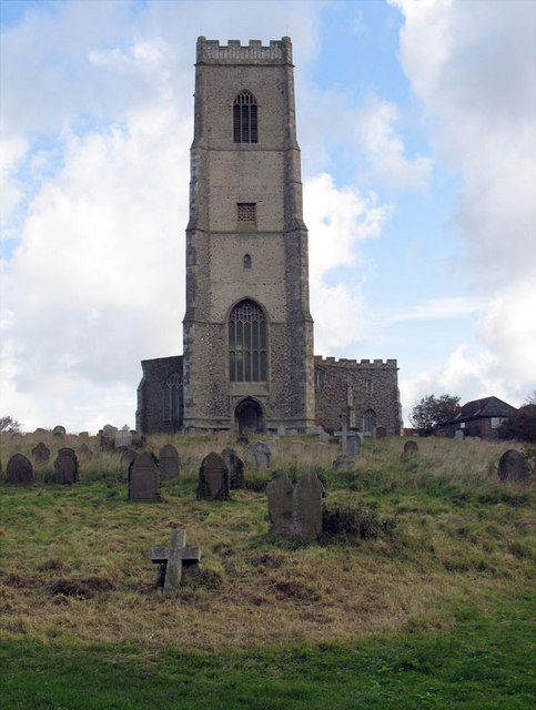St Mary, Happisburgh, Norfolk