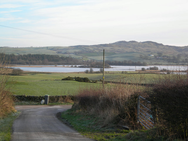 The Ken-Dee Marshes at Duchrae Mains