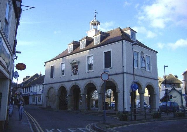 Market hall, Dursley