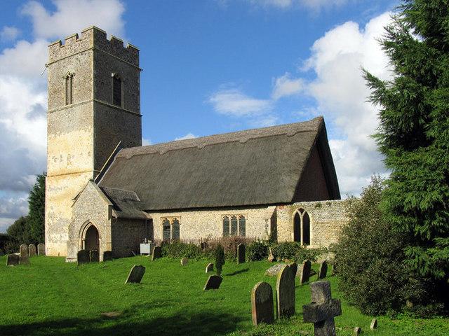 All Saints, Lessingham, Norfolk