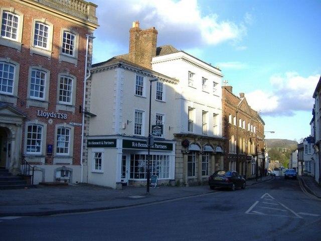 Long Street, Dursley