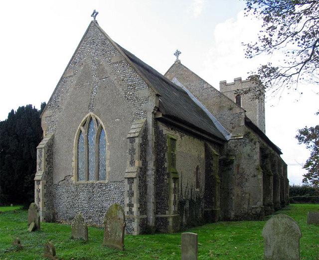 St Andrew, Hempstead, Norfolk
