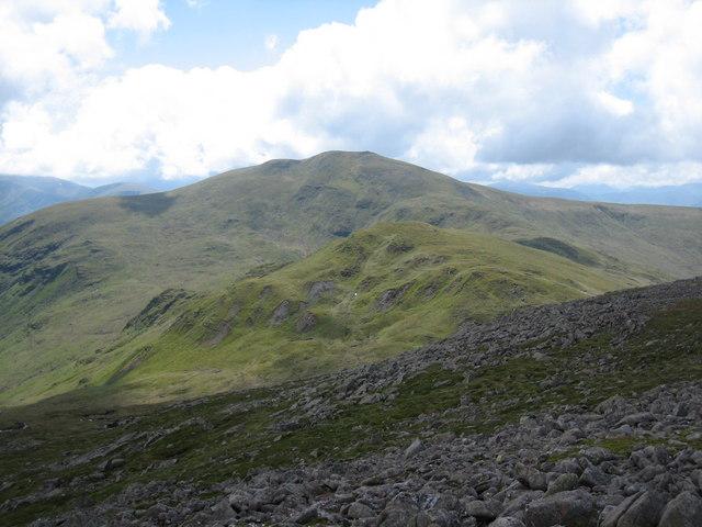 Cairn Gorm from Meall Garbh
