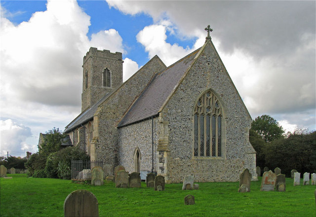 St Margaret, Sea Palling, Norfolk