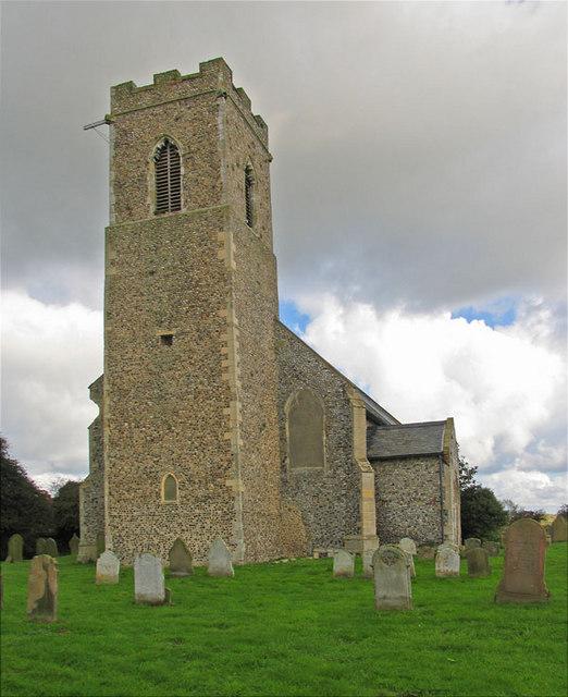 St Margaret, Sea Palling, Norfolk