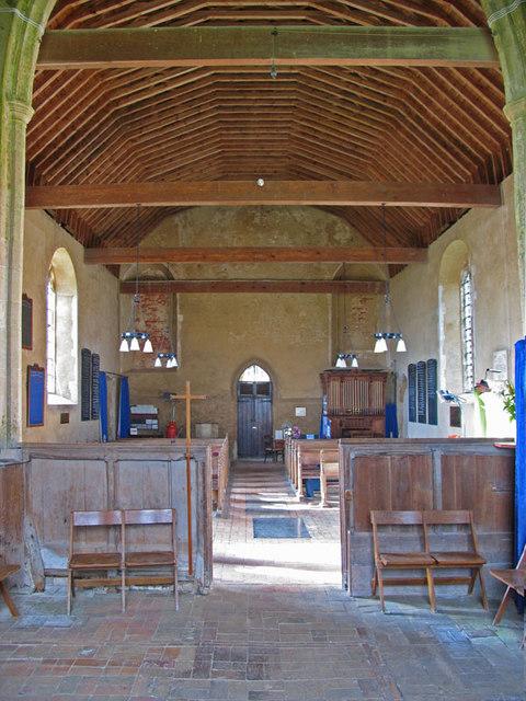 St Margaret, Sea Palling, Norfolk - West end